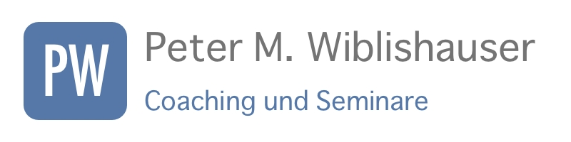 Peter Wiblishauser - Coaching und Seminare Logo
